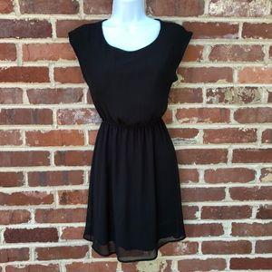 Dee Elle Nordstrom Black Dress Size XS
